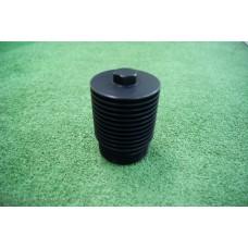 Корпус масляного фильтра DSG-6 DQ250 с магнитом, черный анодированный (УЦЕНКА)