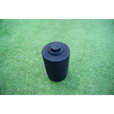 Корпус фильтра DSG-7 DQ500 с магнитом, черный анодированный