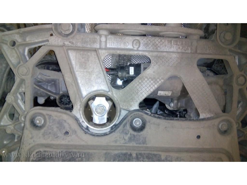 Billet Alu MQB Dogbone Mount Insert Mk7 Golf 8V Audi A3 S3 TT TTS, 5Q0198037B