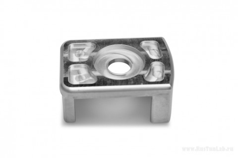 BILLET ALUMINUM DOGBONE MOUNT INSERT FOR 2009+ MKV/MKVI VOLKSWAGEN GOLF/JETTA/GTI/GLI & 8J/8P AUDI TT/A3, 1K0 199 867 Q