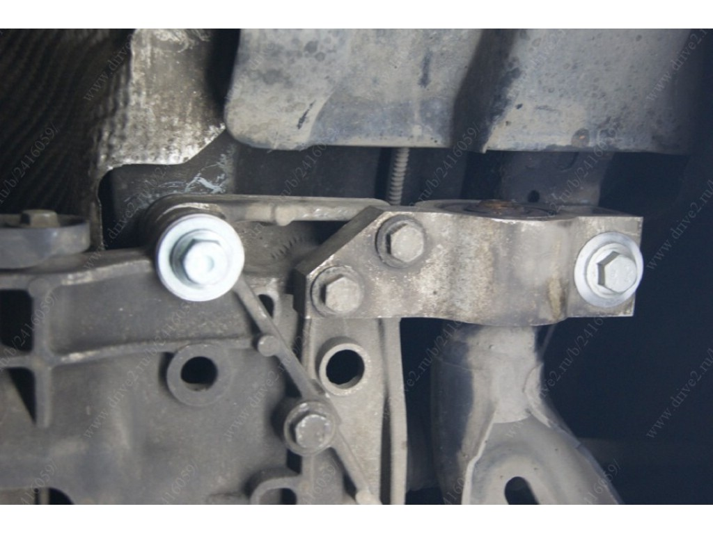 Bushings in a stretcher Skoda / Audi / VW / Seat + 2 bolts